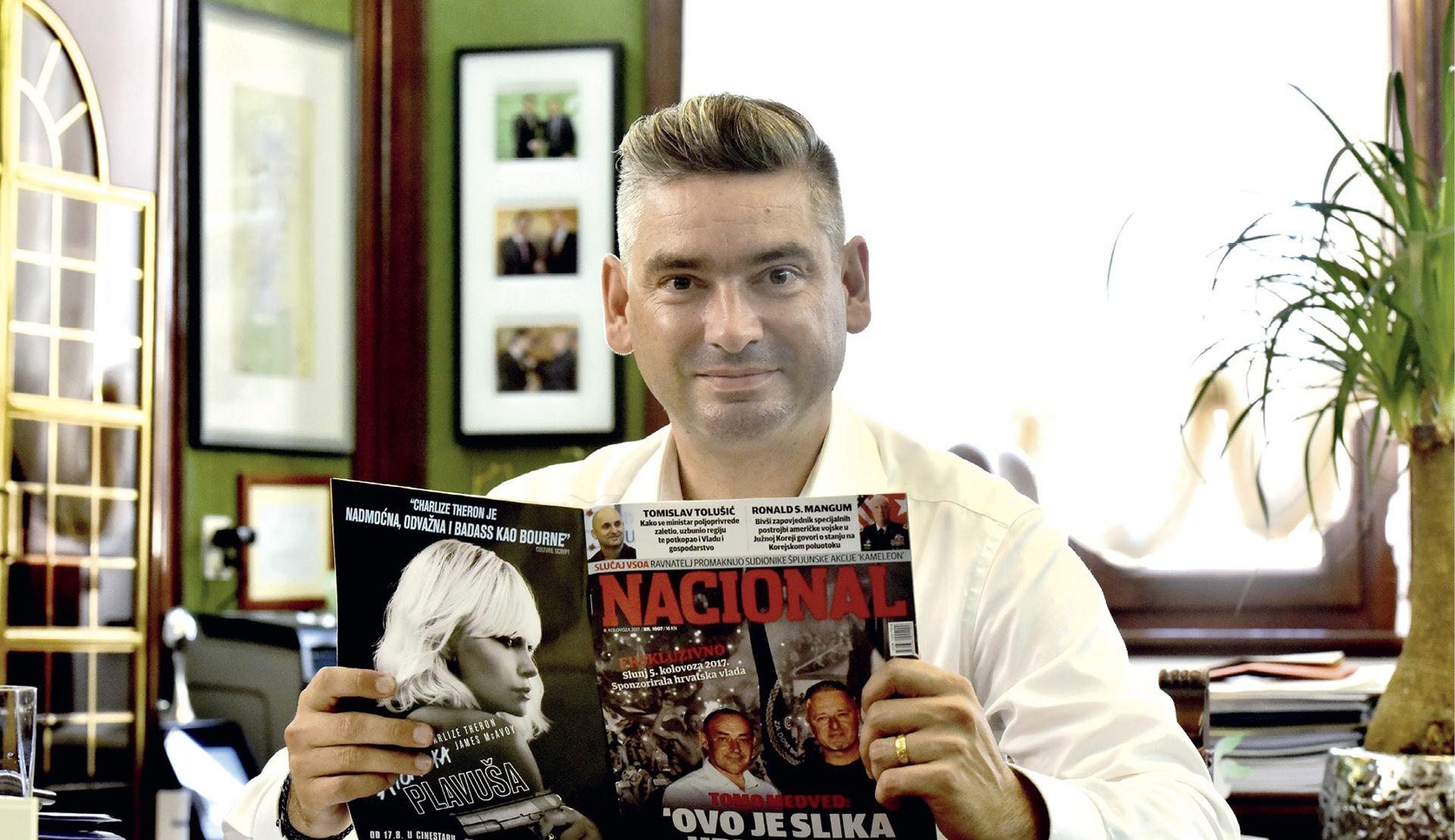 INTERVIEW: BORIS MILETIĆ 'Od veličanja ustaštva sramotnija je jedino ignorancija institucija'