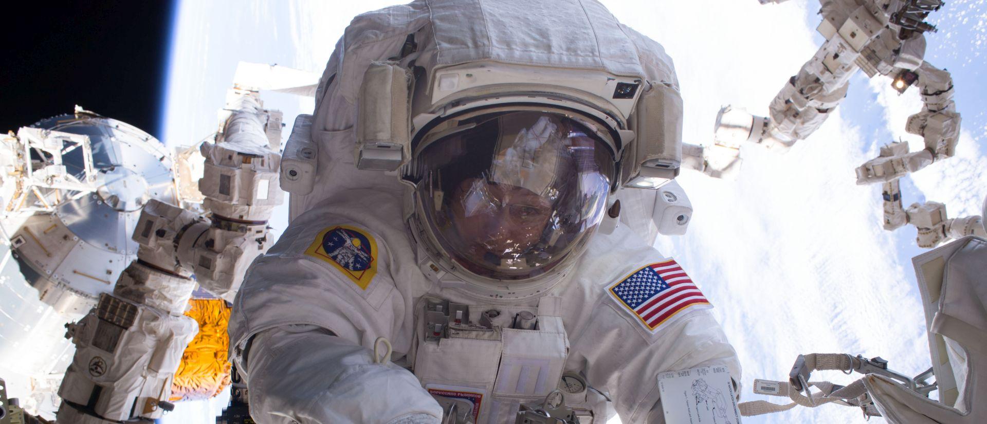 VIDEO: REKORDERKA Astronautkinja Peggy 534 dana u svemiru, nazvao i Trump