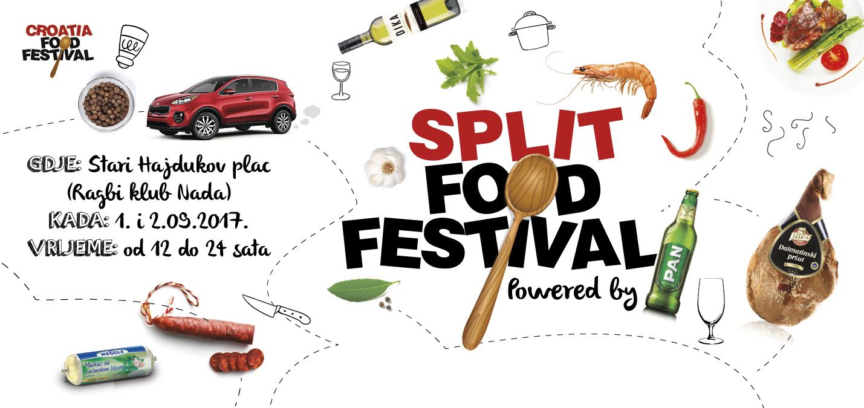 SPLIT FOOD FESTIVAL Uživajte u neodoljivim okusima ulične hrane