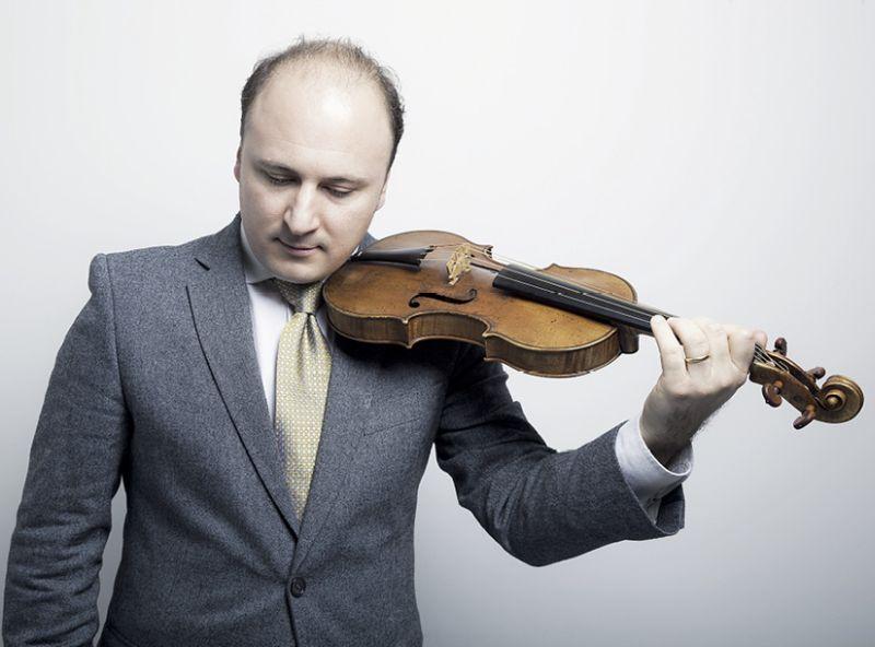Londonski nastup hrvatskog violinista