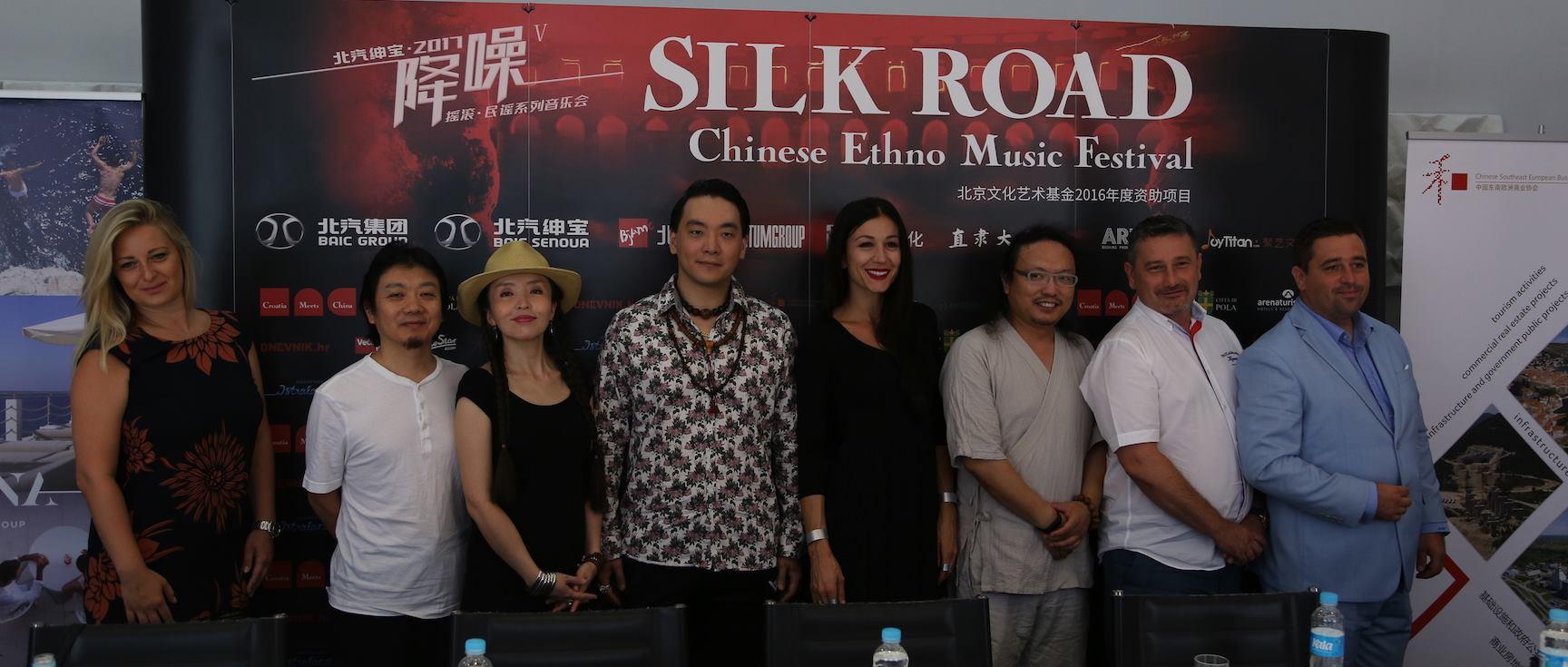 VIDEO: SILK ROAD FESTIVAL Najbolji kineski glazbenici po prvi put u Hrvatskoj