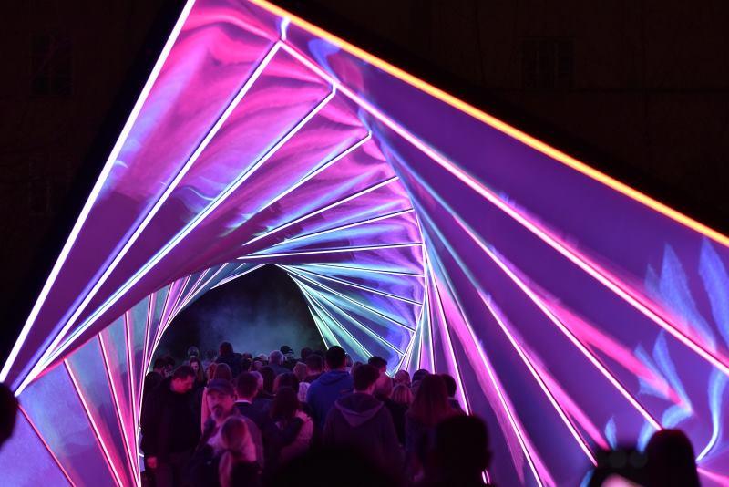VIDEO: Festival svjetlosnih instalacija u Singapuru