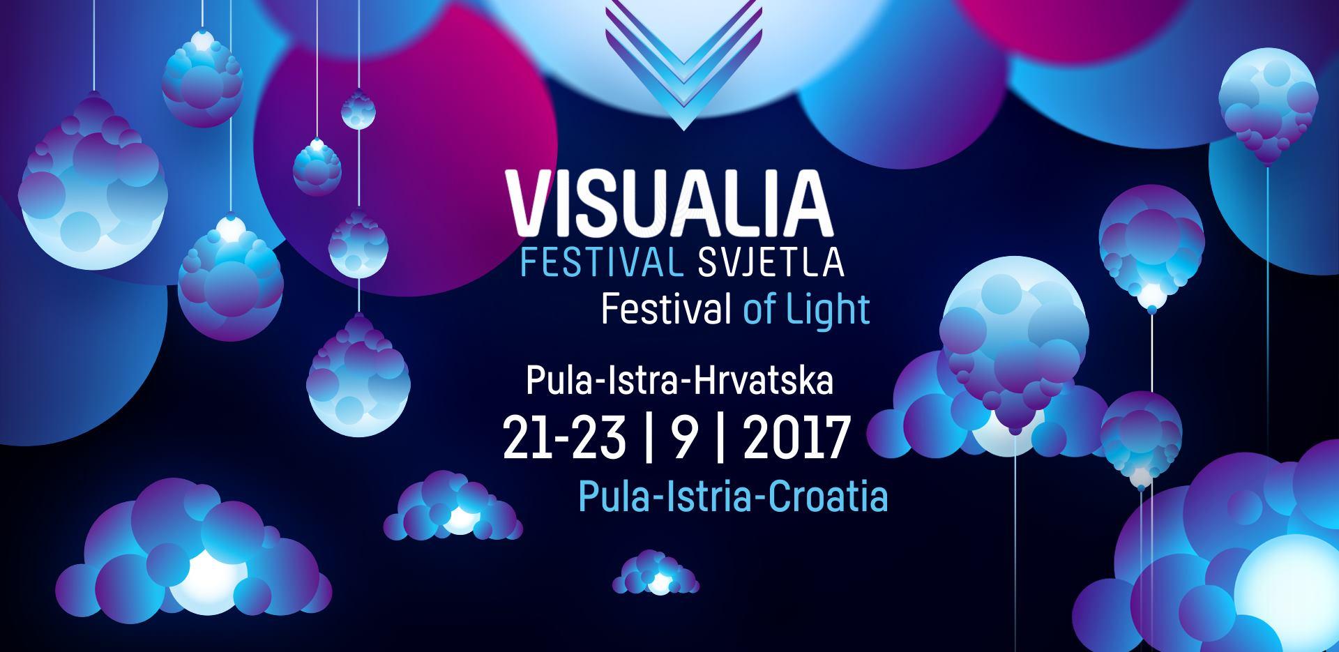 VISUALIA FESTIVAL 2017 Dean Skira predstavio Svjetlosni paviljon 'Twisted'