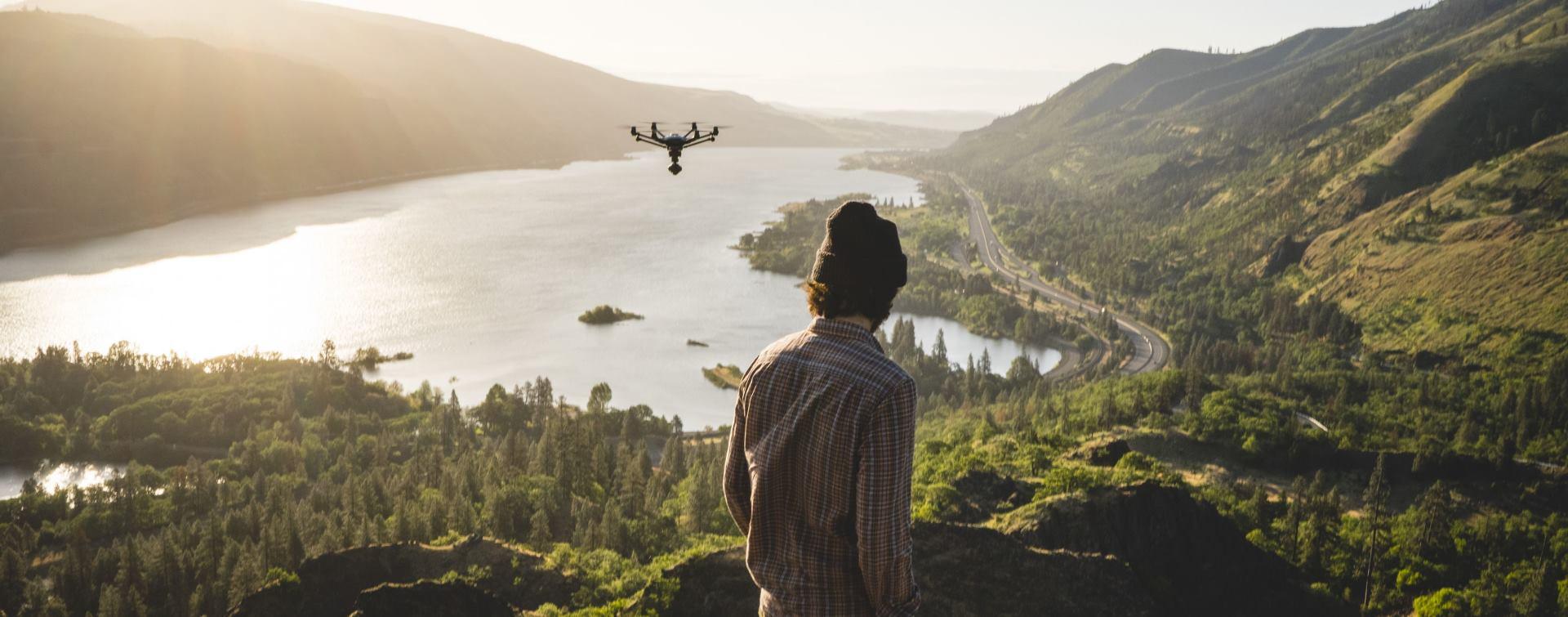 VIDEO: Proučimo dron za spasilačke situacije