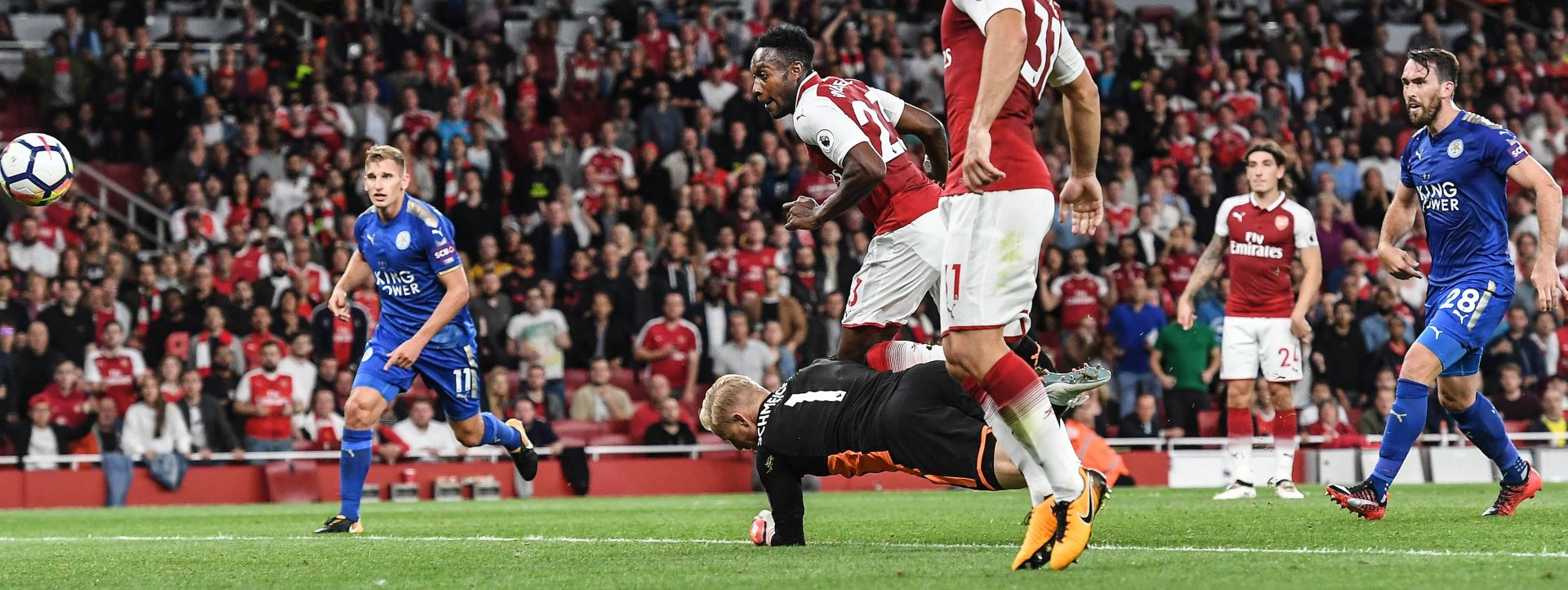 VIDEO: GOLIJADA NA OTVARANJU PREMIER LIGE Arsenal – Leicester 4-3