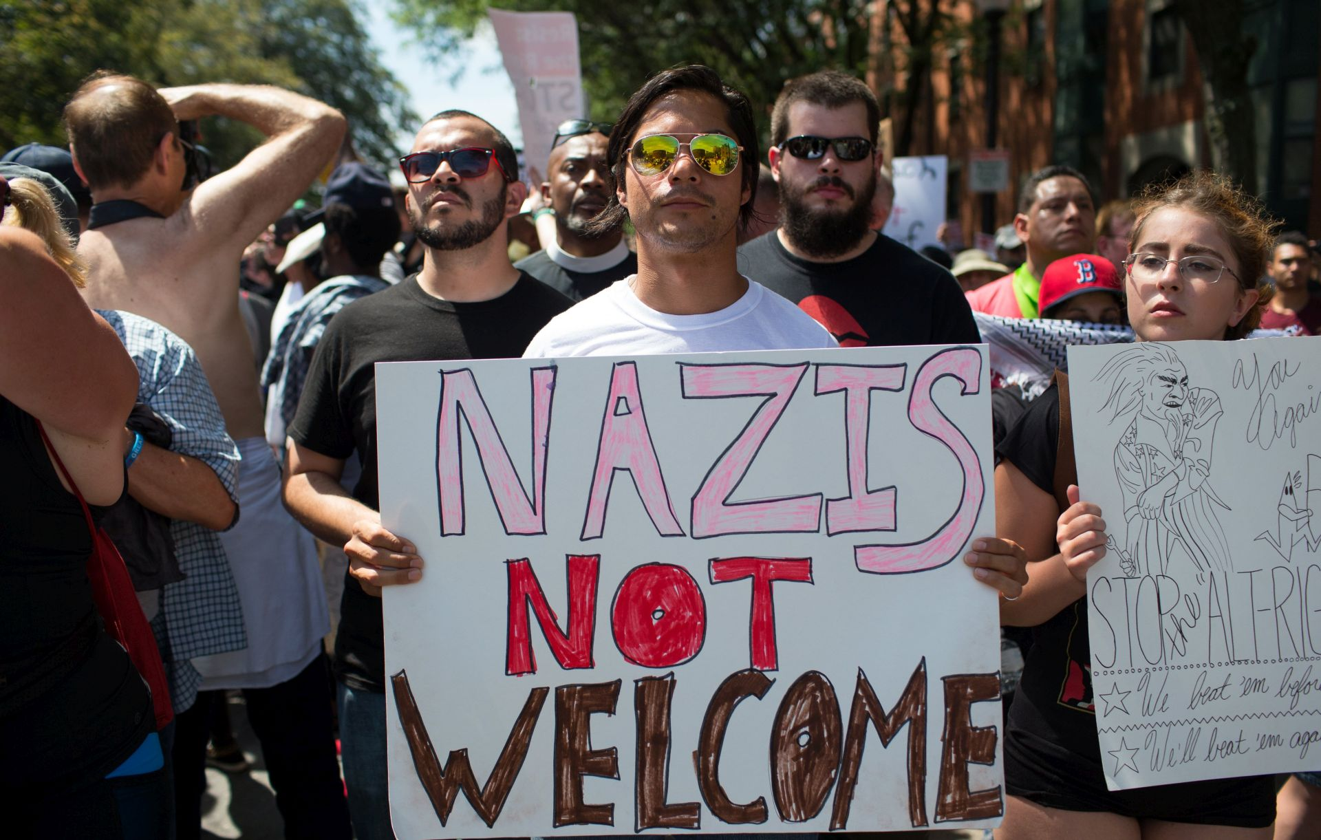 BOSTON 33 uhićenih zbog manjih sukoba s policijom u antirasističkim prosvjedima