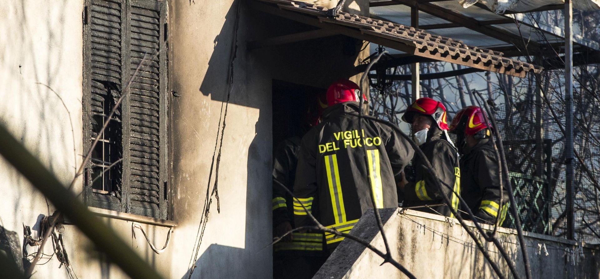 UŽAS U COSENZI Požar u Italiji ubio troje ljudi i uništio 500 godina stare rukopise