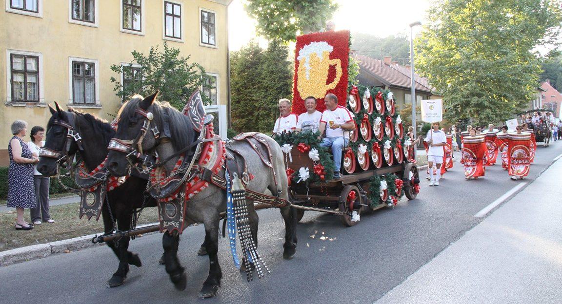 DANI PIVA KARLOVAC Najstariji hrvatski festival piva traje do 3. rujna