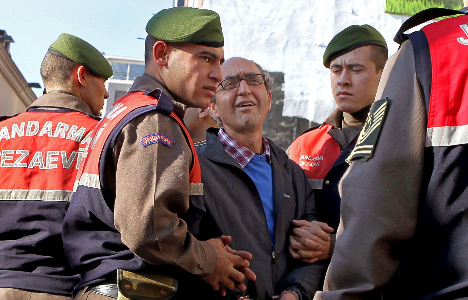 ČEKA SE ERDOGANOVA REAKCIJA Španjolske vlasti oslobodile Dogana Akhanlija