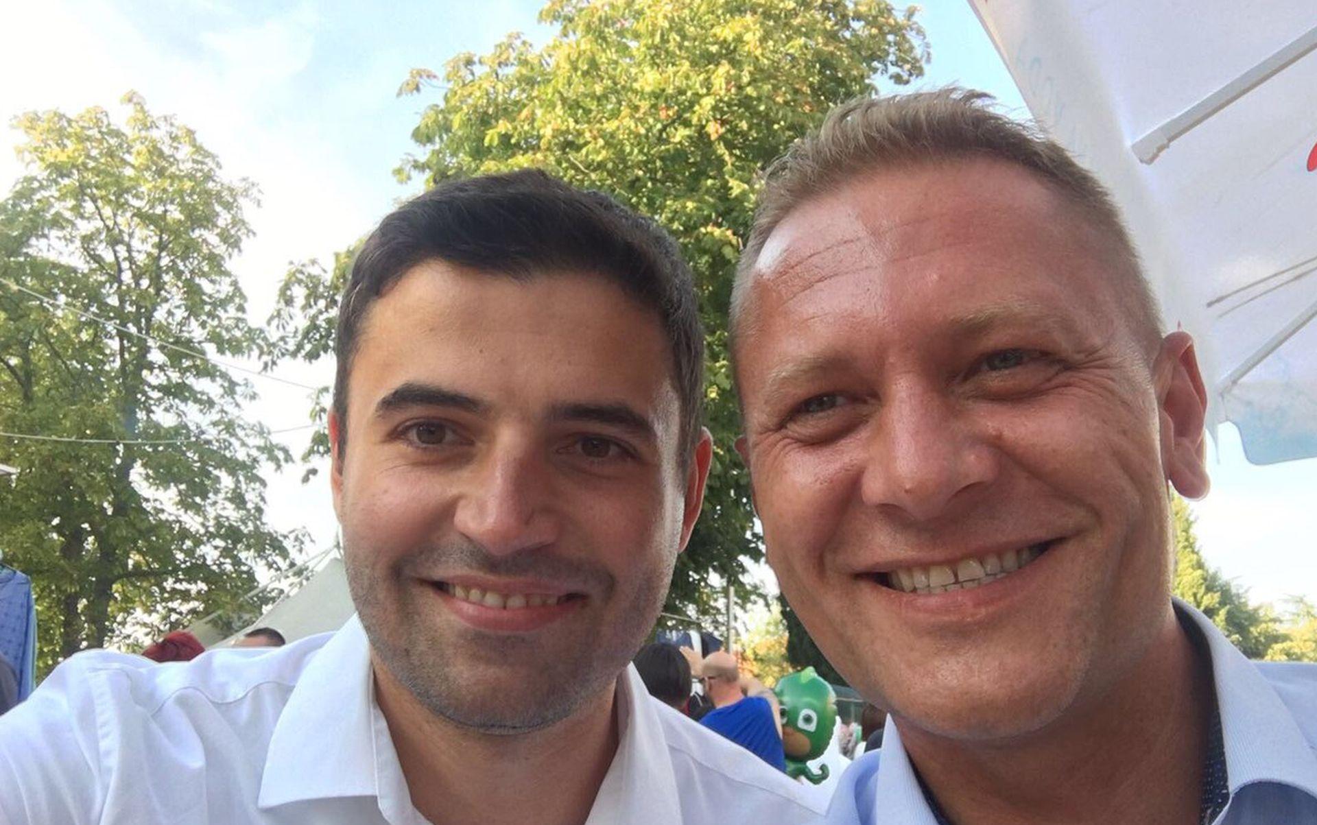 OPORBENE ŠALE I POŠALICE Beljak (HSS) tvitom podbada Bernardića (SDP)