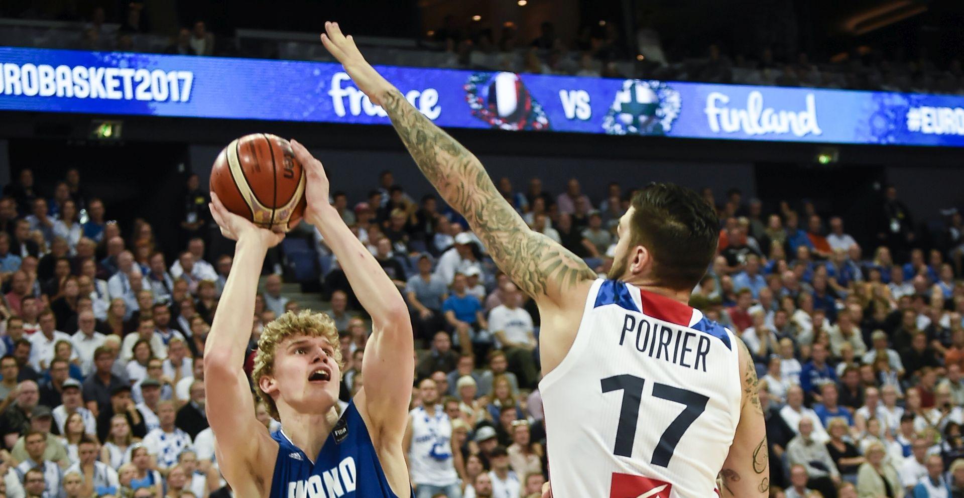 EuroBasket: Finska senzacionalno svladala Francusku, Hrvatska sutra s Mađarima