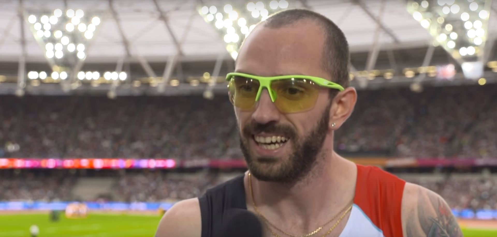 Gulijev skoro srušio povijesni rekord na 200m