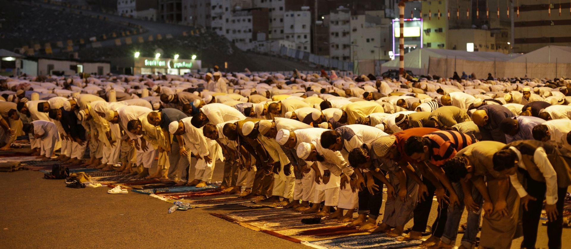 HADŽ Više od 1,8 milijuna hodočasnika stiglo u Saudijsku Arabiju