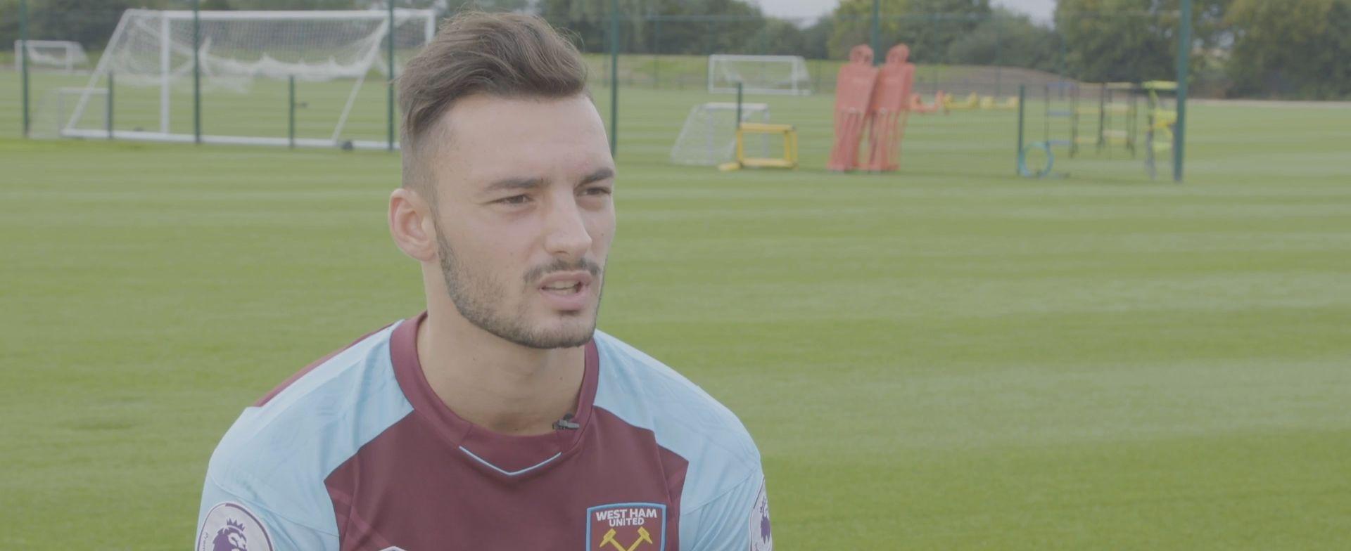 West Ham doveo mladog Crnogorca Seada Hakšabanovića