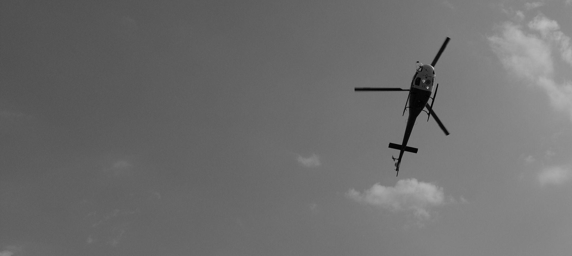 POTRAGA KOD MAKARSKE Vojni helikopter uključio se u potragu za bosanskohercegovačkim državljaninom