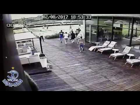VIDEO: U napadu poljskih huligana ozlijeđena dva izraelska nogometaša
