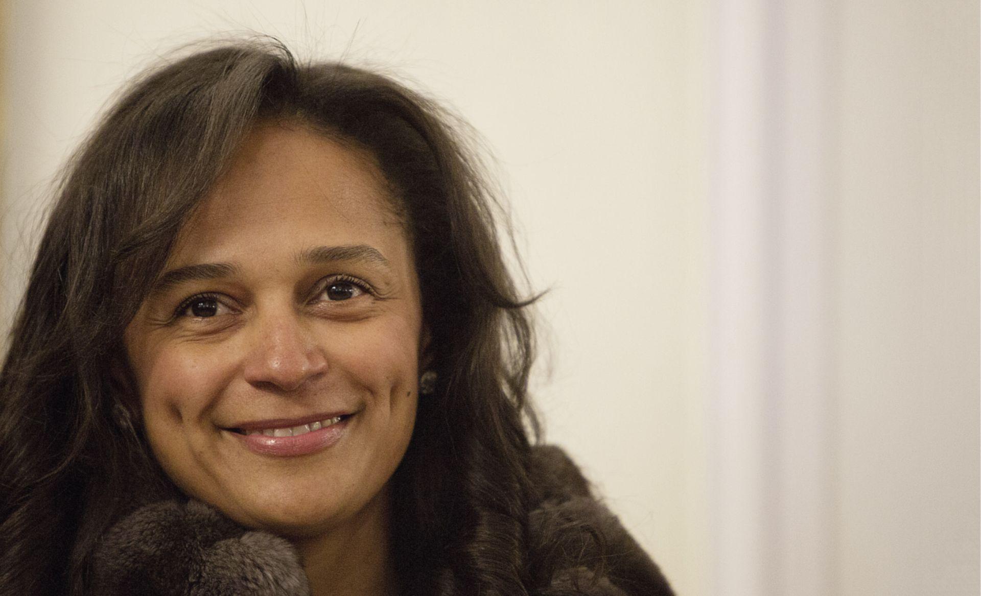 Predsjednikova kći, šefica tvrtke koja u Angoli surtađuje s Inom, u velikom korupcijskom skandalu