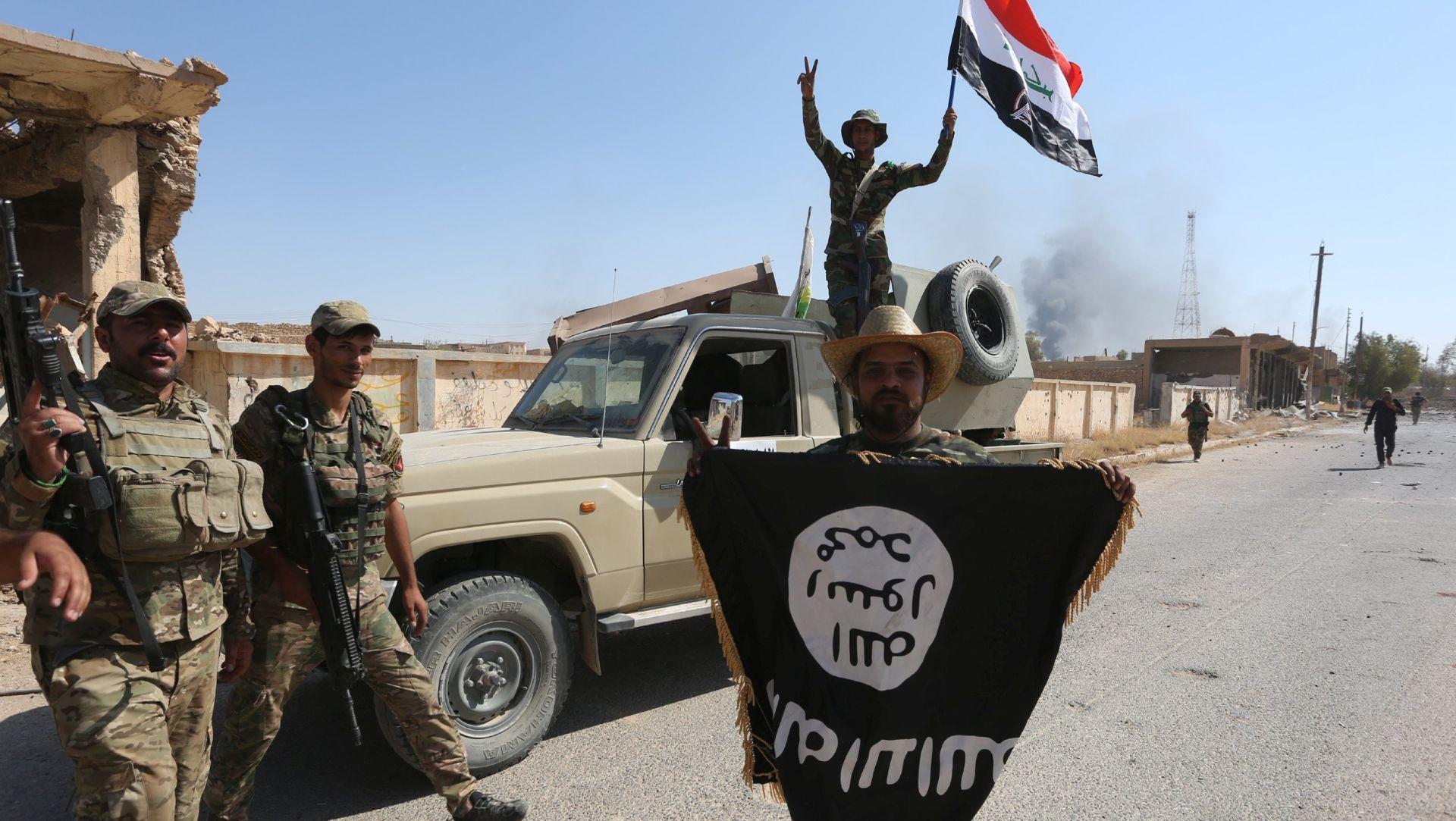 94 POSTO GRADA Iračke snage pred dobivenom bitkom za Tal Afar