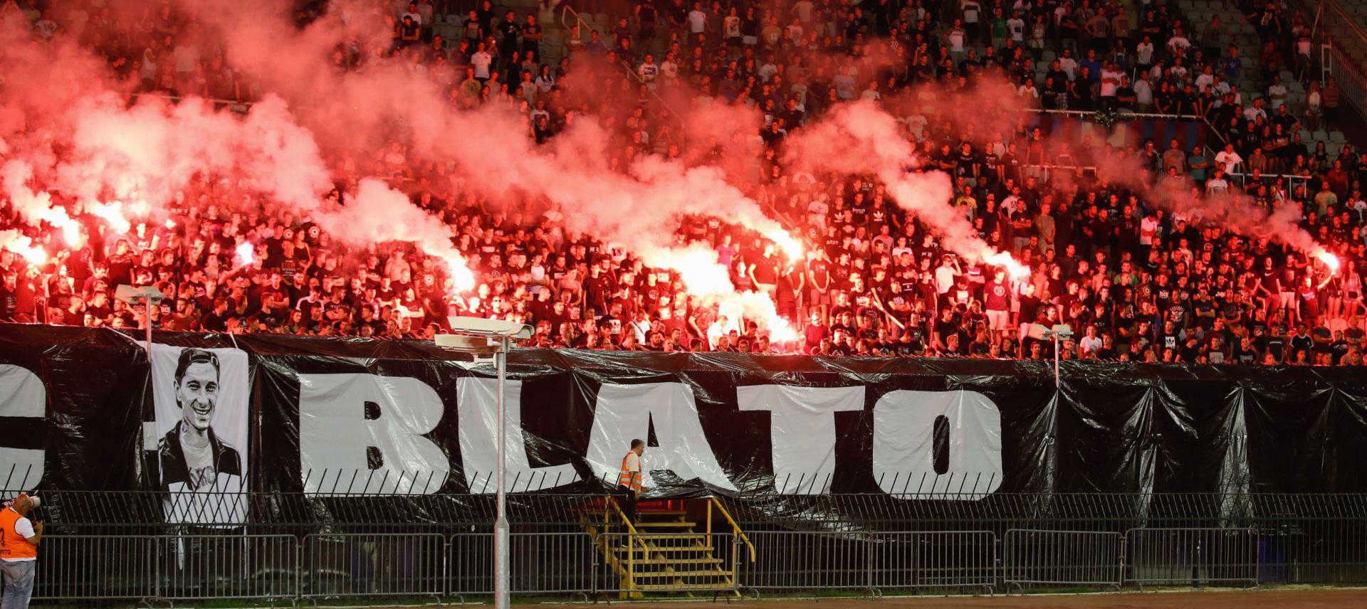 UEFA pokrenula disciplinski postupak protiv Hajduka i Evertona