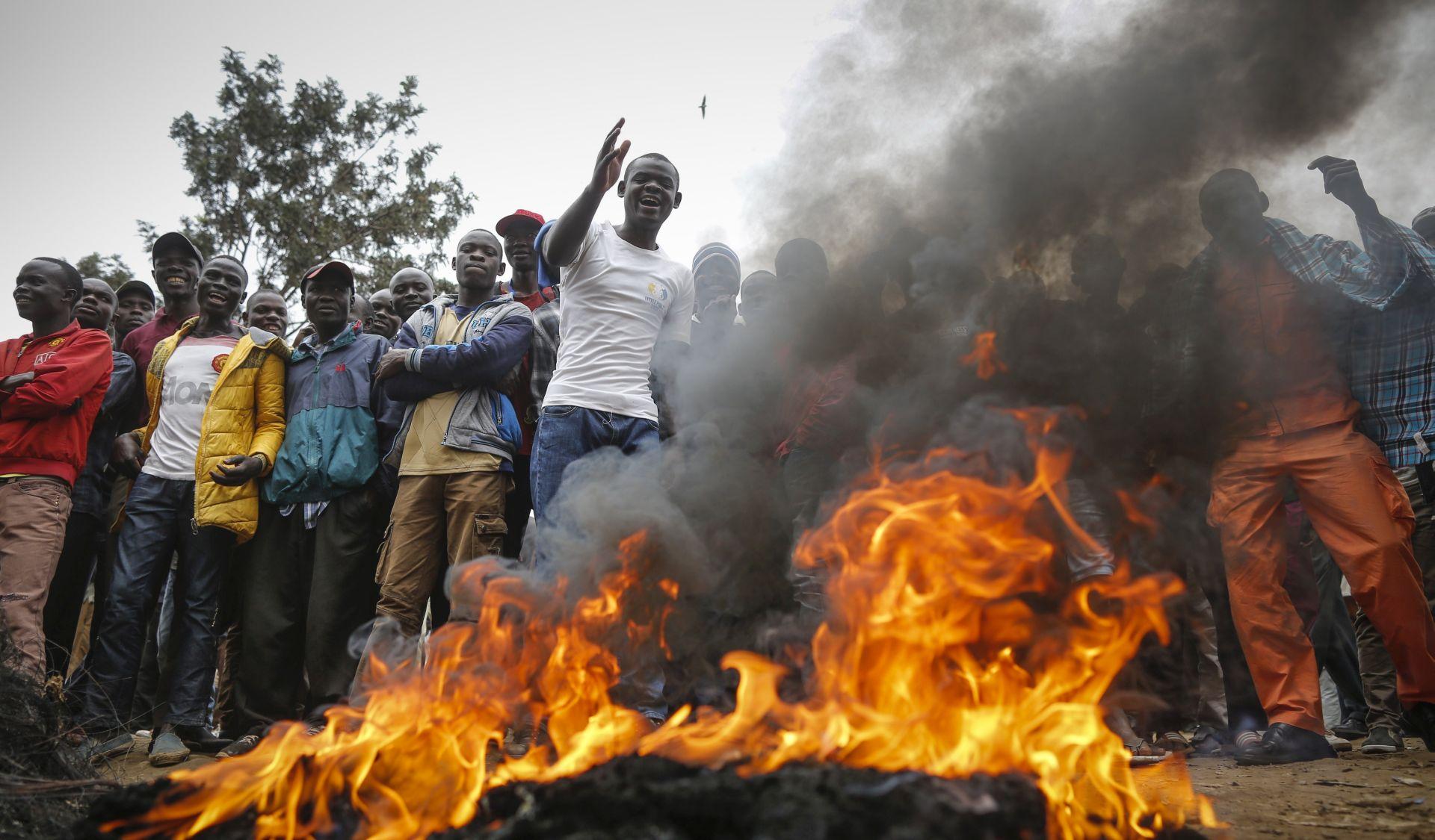 KENIJA Troje poginulih u sukobima nakon spornih izbora