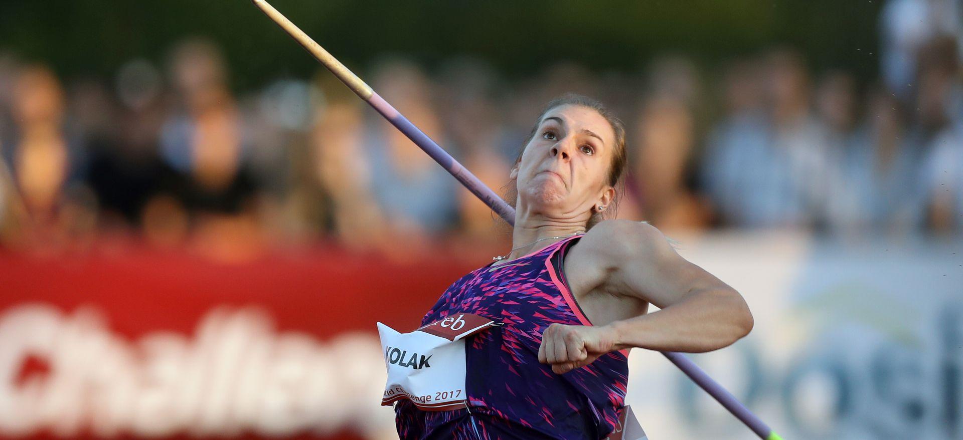 IAAF Raspored disciplina Dijamantne lige