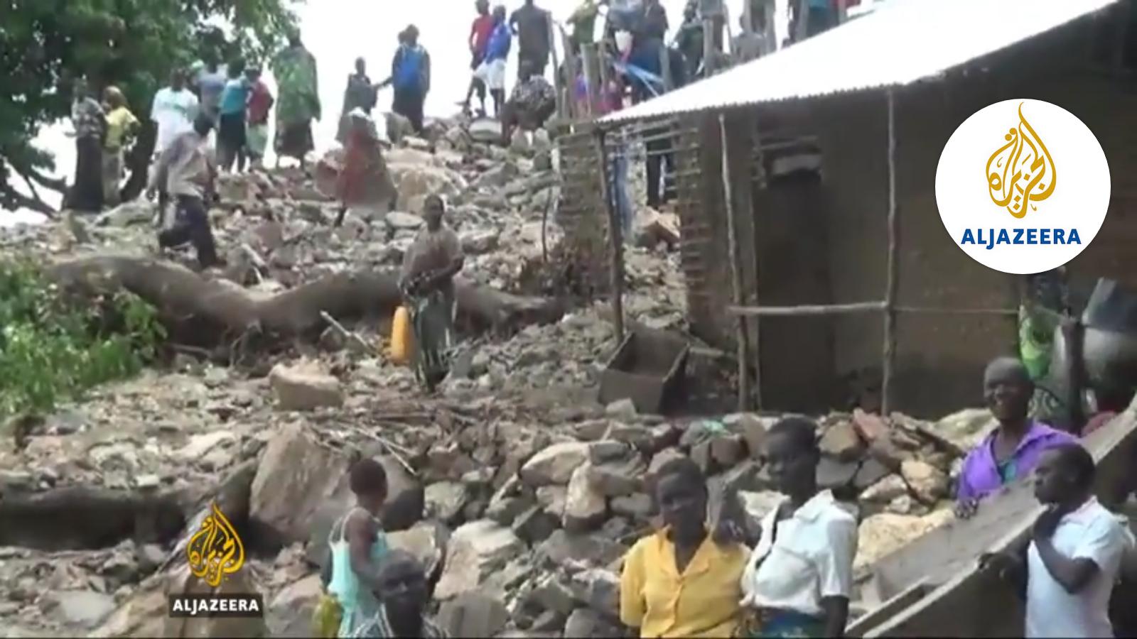 VIDEO: NAJMANJE 200 MRTVIH Bujice u Kongu s lica zemlje izbrisale cijela sela