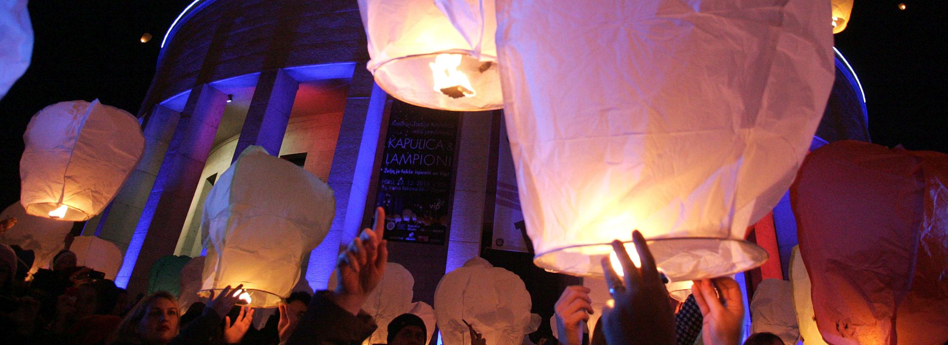 INICIJATIVA VATROGASACA U zrak puštajte balone a ne lampione