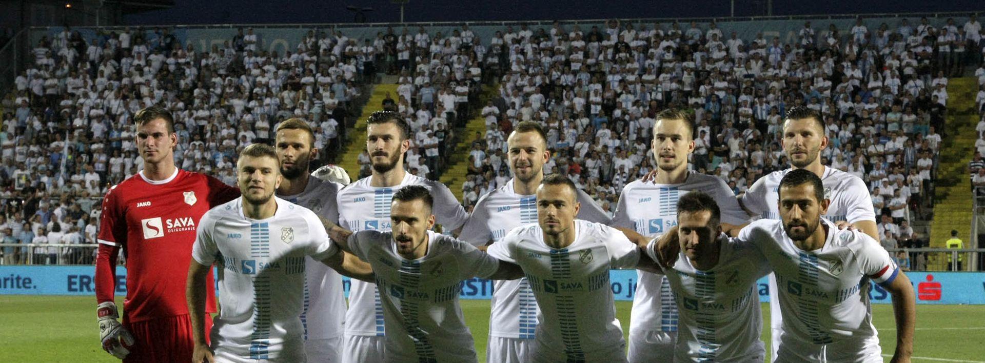 """NIJE MOGLO TEŽE Rijeka će se s grčkim Olympiacosom """"potući"""" za Ligu prvaka"""