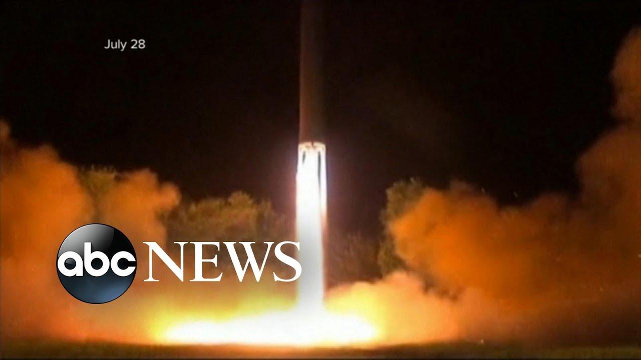 VIDEO: Raketa koju je ispalila Sjeverna Koreja mogla je pogoditi putnički avion