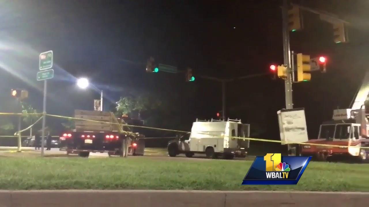 VIDEO: Konfederacijski spomenici preko noći uklonjeni u Baltimoreu