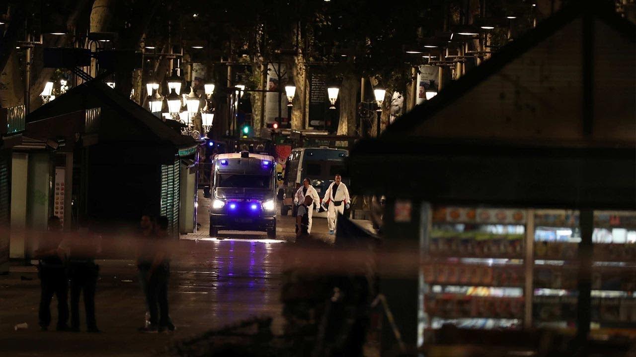 VIDEO: ŠPANJOLSKA Policija upucala teroriste u Cambrilsu