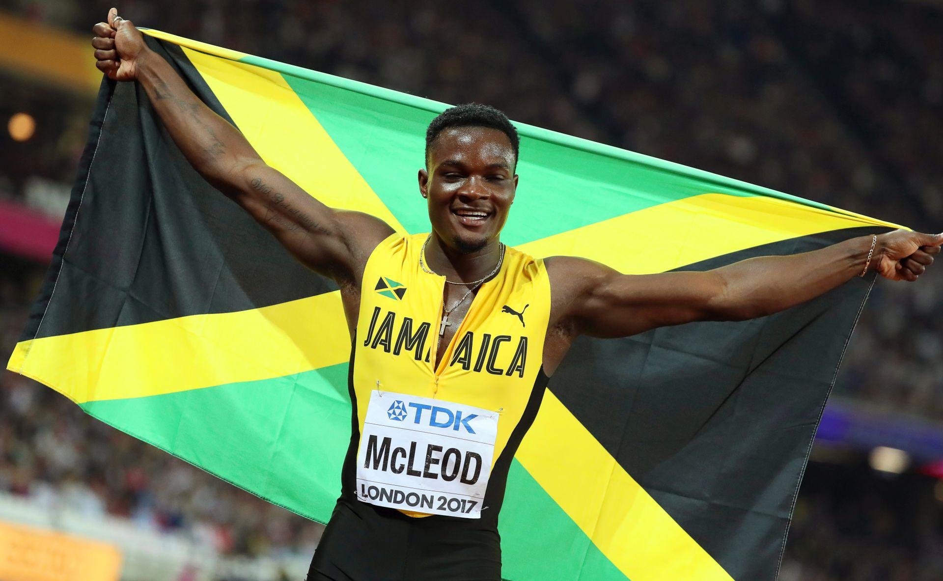 SP atletika: McLeod svjetski prvak na 110 m prepone, Rojas uzela ženski troskok