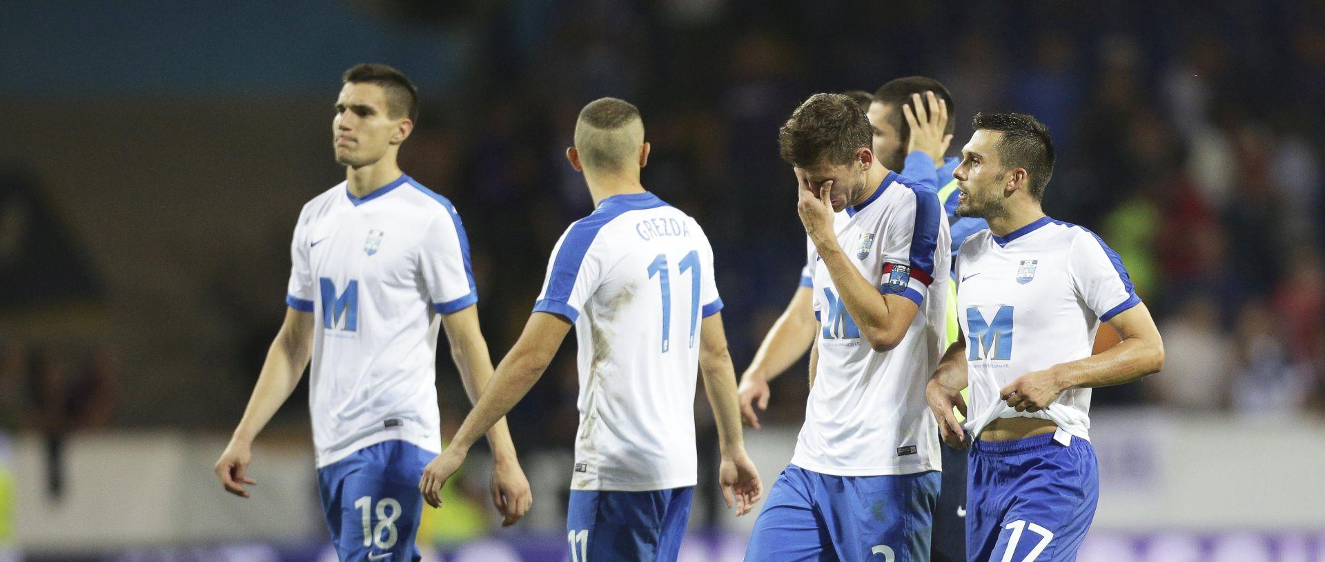 OSIJEKU NEDOSTAJALE NIJANSE Slavonci pobijedili ali ostali kratki za jedan gol