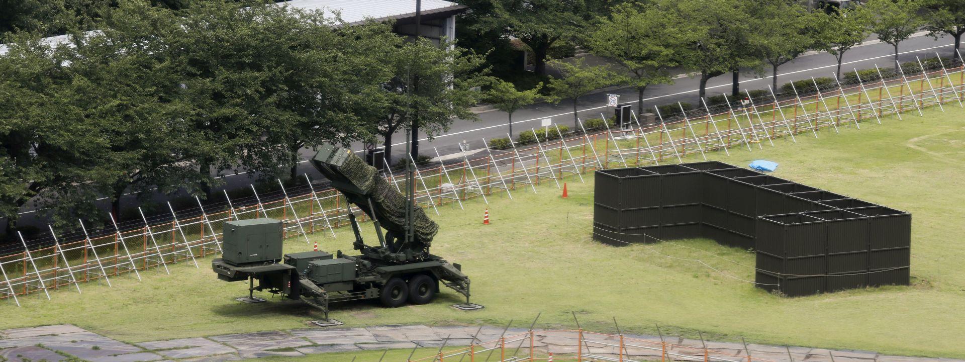 ONO I DSZ Japan razmjestio sustav Patriot nakon prijetnje Pjongjanga
