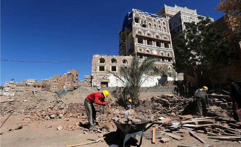 U Jemenu u novom zračnom napadu 14 mrtvih, među kojima djeca