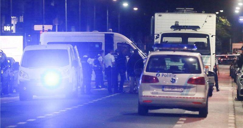 BRUXELLES U pritvoru umro napadač nožem