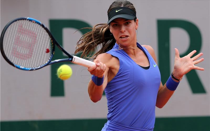 WTA STANFORD Tomljanović predala zbog bolova u ramenu