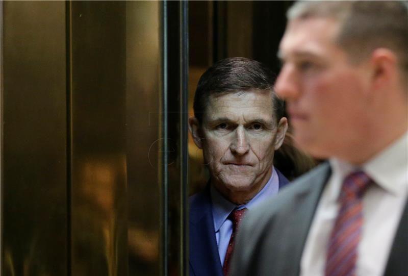 NYT Istražitelji traže dokaze o Flynnovim prihodima od turske vlade