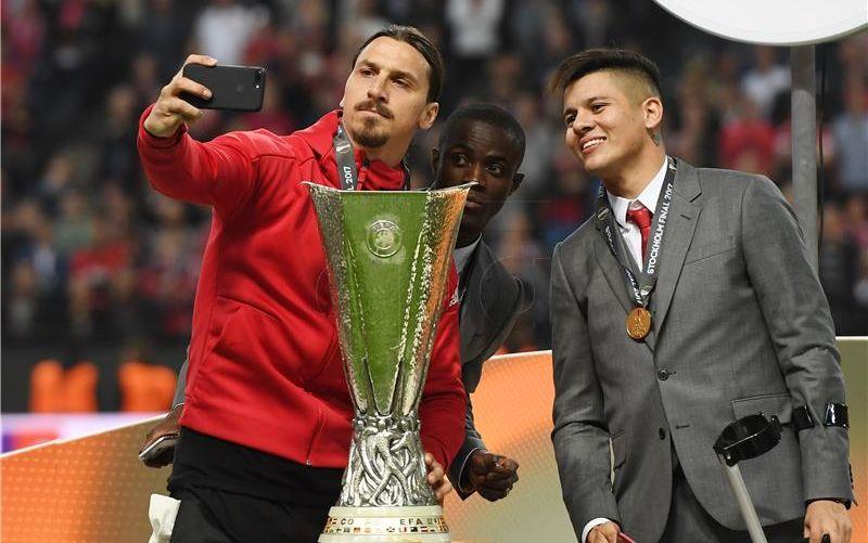 Manchester United priprema novi ugovor za Zlatana Ibrahimovića