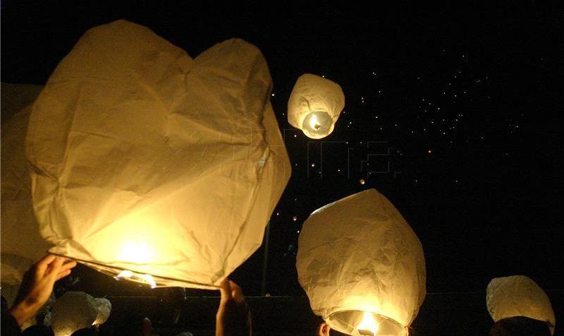 VODICE Odustali od letećih lampiona na obljetnici kornatske tragedije