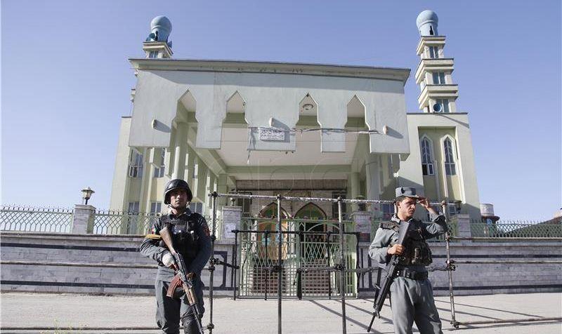 AFGANISTAN U napadu bombaša samoubojice na džamiju poginulo 25 ljudi