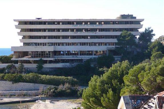Dubrovački arhitekti protiv rušenja hotela Pelegrin u Kuparima