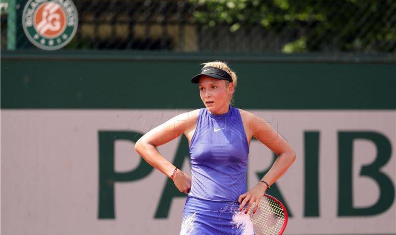 WTA CINCINNATI Vekić izgubila od Vihljanceve