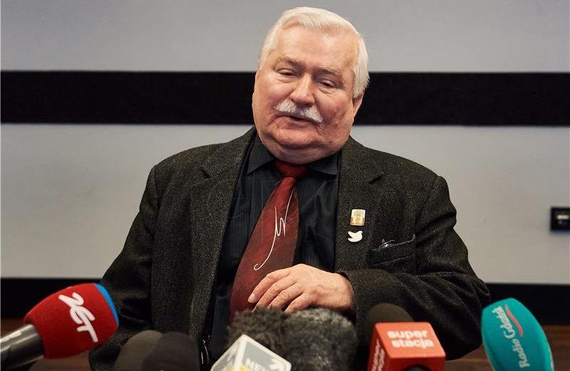 Poljska istražuje Walesu zbog sumnji da je lagao da nije bio komunistički doušnik