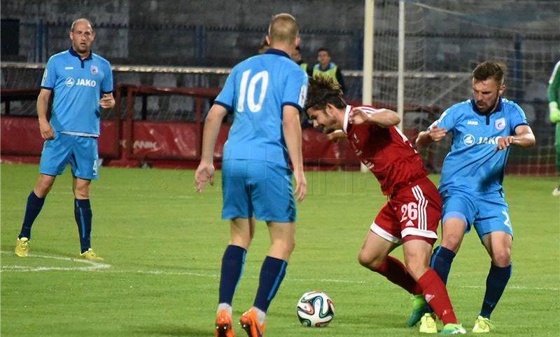 HNL: Cibalia – Rudeš 3-0