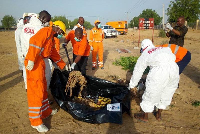 Bombašica ubila 27 ljudi na sjeveroistoku Nigerije