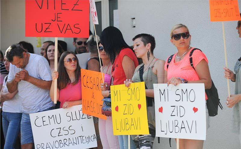 Odluka zagrebačkog suda o ovrsi osmogodišnjeg Cesarea stigla u Split