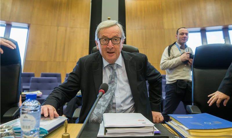Juncker o Brexitu i odnosima s Turskom