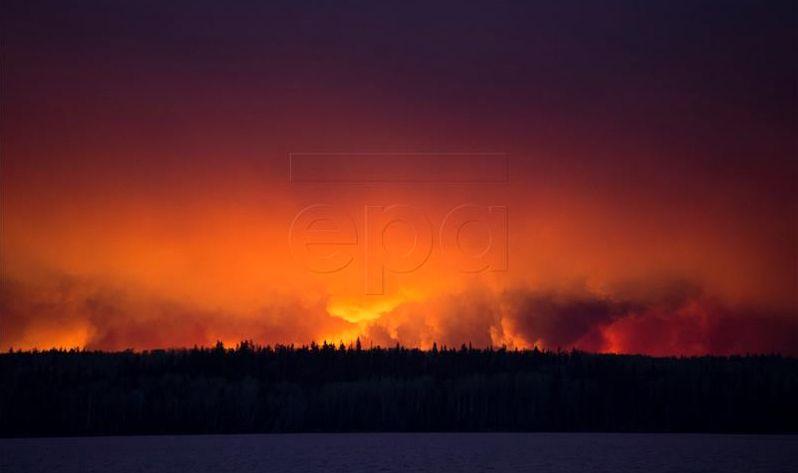 KANADA Najveći šumski požari u povijesti Britanske Kolumbije