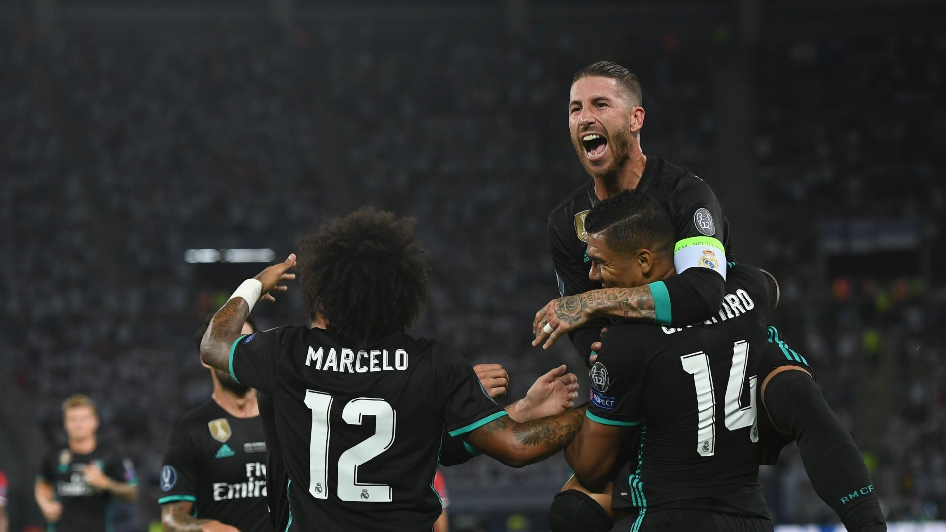 "VIDEO: SUPERKUP ""KRALJEVIMA"" Skopje: Real Madrid – Manchester United 2-1"